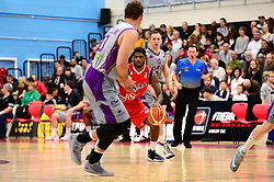 - Photo mandatory by-line: Dougie Allward/JMP - 01/04/2017 - BASKETBALL - SGS Wise Arena - Bristol, England - Bristol Flyers v Leeds Force - British Basketball League