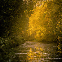 Monklands Canal, Coatbridge, Scotland.