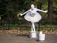 Central Park-Performers