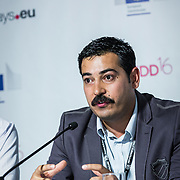 20160615 - Brussels , Belgium - 2016 June 15th - European Development Days - Support to civil society organisations working in the field of human rights in Iraq - Hassan Wahab , Programme Coordinator CSO Capacity Development Programme , Humanist Institute for Development Cooperation © European Union