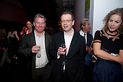 STEPHEN SNODEY; CHRISTOPH GRUNEBERG, Miroslaw Balka/John Baldessari Opening Reception, Tate Modern. Monday 12 October