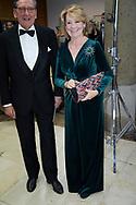 Esperanz Aguirre attends the 'Mariano de Cavia', 'Luca de Tena' and 'Mingote' Journalism Awards Dinner at Casa de ABC on December 17, 2018 in Madrid, Spain