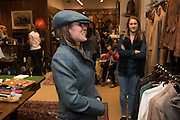 JEMIMA MAUNDER-TAYLOR; AMY MAUNDER-TAYLOR; , Tatler and Dubarry host an evening with Clare Balding, Dubarry of Ireland, 34 Duke of York's Sq. London. 13 October 2016.