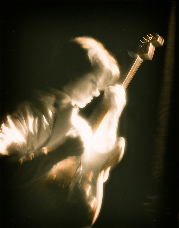 motion study, musician, guitarist, The Human beings