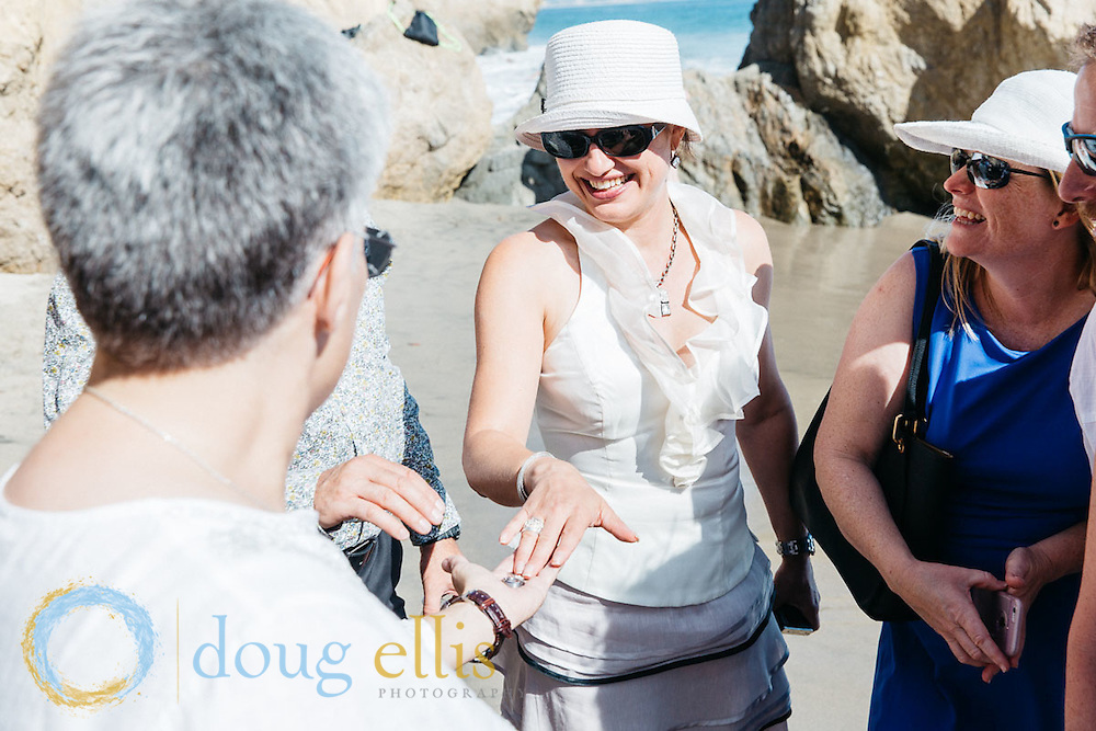 El Matador Malibu Beach Wedding for Shauna Dobbs and Paul Jackson.
