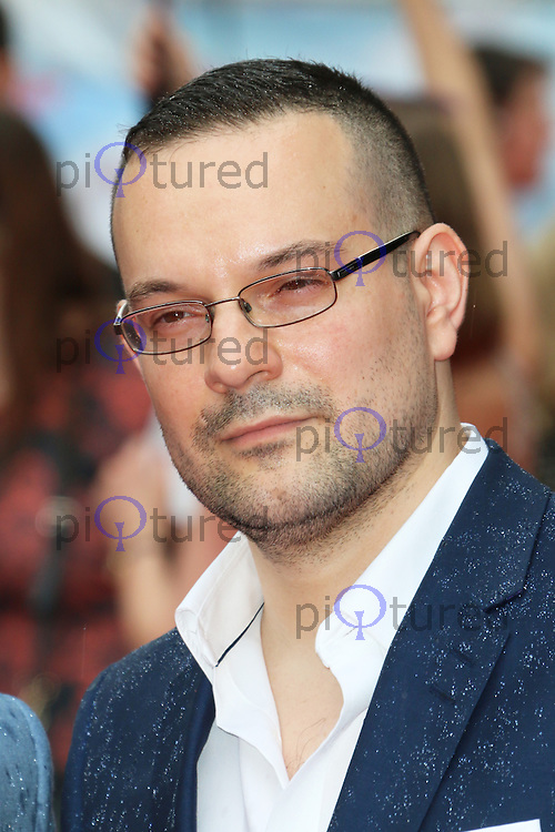 Nick Nevern, The Hooligan Factory - World Film Premiere, Odeon West End Leicester Square, London UK, 09 June 2014, Photo by Richard Goldschmidt