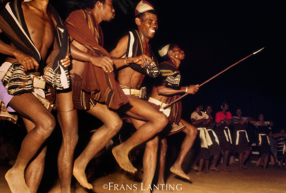 Antandroy dancers, Berenty Reserve, Madagascar