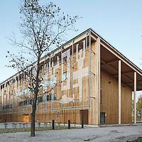 Savonlinna municipal library Joeli