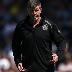 Rob Baxter, Director of Rugby for Exeter Chiefs