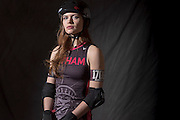 Roller Derby Miss Tea Maven