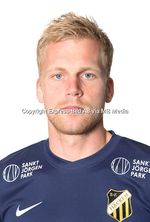 Peter Abrahamsson<br /> Halvfigur<br /> @Leverans<br /> Allsvenskan 2016<br /> Fotboll