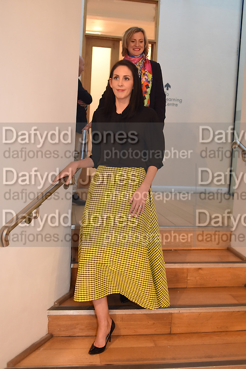 NIAMH O'NEILL, The Arthur Cox Irish Fashion Showcase 2015,  Irish based designers chosen to be part of this year's Arthur Cox Irish Fashion Showcases The Mall Galleries, London. 13 May 2015.