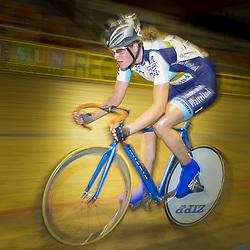 NK Baanwielrennen 2004 Alkmaar <br />Vera Koedooder