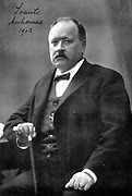 Svante Arrhenius (1859-1927) Swedish physicist and chemist. Nobel prize for chemistry 1902. Director of Nobel Institute 1905. Arrhenius in 1903.