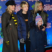 London, England, UK. 16th November 2017. Natalie Appleton,Nicole Appleton attend the VIP launch of Hyde Park Winter Wonderland 2017 for a preview. tomorrow is opening for the public
