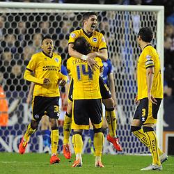 Leicester v Brighton   Championship   8 April 2014