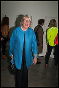 LYNN BARBER, Tracey Emin The Last Great Adventure is You - White Cube, Bermondsey. London. 7 October 2014