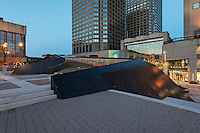 Place Des Arts, Quartier des Spectacles, Downtown Montreal, Quebec, Canada