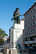 Memorial for the soldiers of the great war - First World War, Aveiro, Portugal