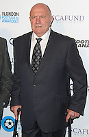 George Cohen, London Football Legends Dinner & Awards 2015, Battersea Evolution, London UK, 05 March 2015, Photo By Brett D. Cove
