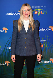 Edith Bowman attending the premiere of Cirque du Soleil's Totem, in support of the Sentebale charity, held at the Royal Albert Hall, London.