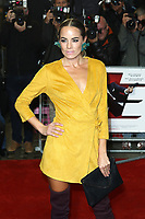 Emma Conybeare, Johnny English Strikes Again - Special screening, Curzon Mayfair, London, UK, 03 October 2018, Photo by Richard Goldschmidt