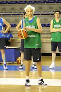 Taranto 19-05-2011<br /> Ritiro Nazionale Italiana Donne<br /> Allenamenti<br /> Nella foto Sabrina Cinili<br /> AUTORE : Agenzia Ciamillo-Castoria/ElioCastoria