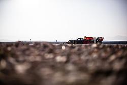 February 21, 2019 - Barcelona, Barcelona, Spain - Max Verstappen from Nederland with 33 Aston Martin Red Bull Racing - Honda RB15 in action during the Formula 1 2019 Pre-Season Tests at Circuit de Barcelona - Catalunya in Montmelo, Spain on February 21. (Credit Image: © Xavier Bonilla/NurPhoto via ZUMA Press)