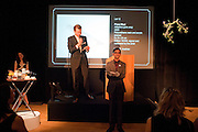 OLIVER BARKER; AUCTIONEER, Swarovski Whitechapel Gallery Art Plus Opera,  An evening of art and opera raising funds for the Whitechapel Education programme. Whitechapel Gallery. 77-82 Whitechapel High St. London E1 3BQ. 15 March 2012