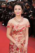 Zhao Tao  - 69TH CANNES FILM FESTIVAL 2016 - OPENING OF THE FESTIVAL WITH ' CAFE SOCIETY '<br /> ©Exclusivepix Media