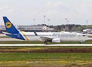 UR-PSE Ukraine International Airlines Boeing 737-84R(WL)