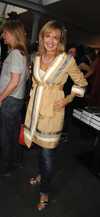 COUNTESS MAYA VON SCHONBURG at a party to celebrate the publication of Nain Attallah's book'Fulfilment & Betrayal' held at The Bluebird, King's Road, London on 1st May 2007.<br /><br />NON EXCLUSIVE - WORLD RIGHTS