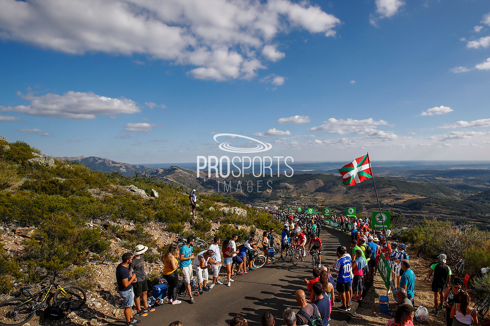Landscape during the 73th Edition of the 2018 Tour of Spain, Vuelta Espana 2018, Stage 13 cycling race, Candas Carreno - La Camperona 174,8 km on September 7, 2018 in Spain - Photo Luca Bettini / BettiniPhoto / ProSportsImages / DPPI