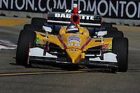 Bertrand Baguette, Honda Indy Edmonton, City Centre Raceway, Edmonton, Alberta CAN 7/25/2010