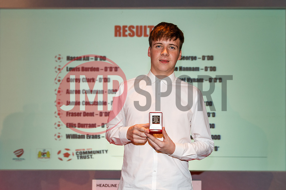 Bristol City Community Trust Education Awards Evening - Mandatory byline: Rogan Thomson/JMP - 23/06/2016 - FOOTBALL - DoubleTree by Hilton Hotel - Bristol, England.