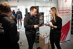 DK:<br /> 20190209, &Aring;rhus, Danmark:<br /> Badminton Danmark FZ Forza/RSL DM 2019. <br /> Foto: Lars M&oslash;ller<br /> UK: <br /> 20190209, Aarhus, Denmark:<br /> Badminton Danmark FZ Forza/RSL DM 2019.<br /> Photo: Lars Moeller
