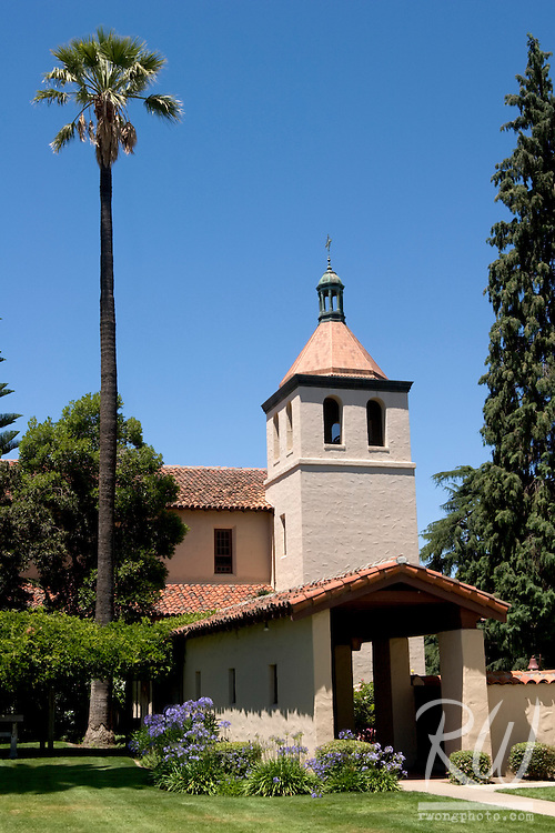 Mission Santa Clara de Asis, California