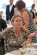 ZAHRA HANBURY, The Dalwhinnie Crook  charity Polo match  at Longdole  Polo Club, Birdlip  hosted by the Halcyon Gallery. . 12 June 2010. -DO NOT ARCHIVE-© Copyright Photograph by Dafydd Jones. 248 Clapham Rd. London SW9 0PZ. Tel 0207 820 0771. www.dafjones.com.