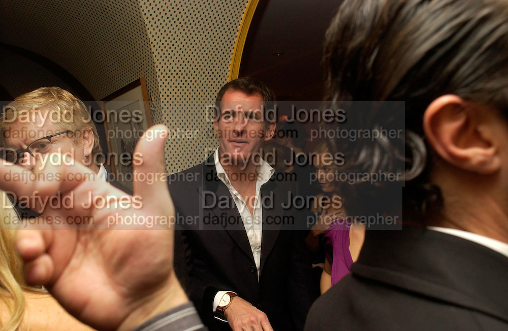 Tim Jefferies. Artists Independent Networks  Pre-BAFTA Party at Annabel's co hosted by Charles Finch and Chanel. Berkeley Sq. London. 11 February 2005. . ONE TIME USE ONLY - DO NOT ARCHIVE  © Copyright Photograph by Dafydd Jones 66 Stockwell Park Rd. London SW9 0DA Tel 020 7733 0108 www.dafjones.com