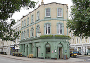 The Finborough Theatre, London, Great Britain <br /> 25th August 2015 <br /> <br /> Reports suggest that the theatre may be facing closure in the near future following planning applications for flats above the venue. <br /> <br /> <br /> Photograph by Elliott Franks <br /> Image licensed to Elliott Franks Photography Services