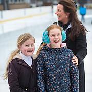 NLD/Amsterdam/20190208- Launch De Hollandse 100 2019, Annette Sekrève en haar schoonmoeder Margriet van Vollenhoven