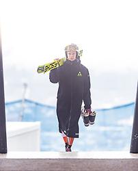 22.02.2019, Bergiselschanze, Innsbruck, AUT, FIS Weltmeisterschaften Ski Nordisch, Seefeld 2019, Skisprung, Herren, im Bild Andreas Wellinger (GER) // Andreas Wellinger of Germany during the men's Skijumping of FIS Nordic Ski World Championships 2019. Bergiselschanze in Innsbruck, Austria on 2019/02/22. EXPA Pictures © 2019, PhotoCredit: EXPA/ JFK