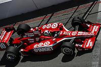 Dario Franchitti, Toyota Grand Prix of Long Beach, Streets of Long Beach, Long Beach, CA USA 4/17/2011