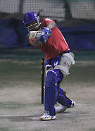 IPL 2012 Royals Training Session Mohali 4 May 2012