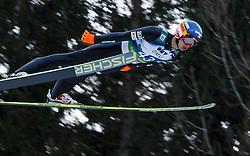 12.01.2014, Kulm, Bad Mitterndorf, AUT, FIS Ski Flug Weltcup, Erster Durchgang, im Bild Maciej Kot (POL) // Maciej Kot (POL) during the first round of FIS Ski Flying World Cup at the Kulm, Bad Mitterndorf, .Austria on 2014/01/12, EXPA Pictures © 2013, PhotoCredit: EXPA/ Erwin Scheriau
