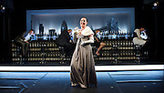 Orpheus in the Underworld <br /> by Jaques Offenbach<br /> a new translation by Rory Bremner<br /> at The Young Vic Theatre, London, Great Britain <br /> rehearsal <br /> 28th November 2011 <br /> <br /> Gavan Ring (as Pluto)<br /> Daire Halpin (as Diana)<br /> Christopher Diffey (as Mercury)<br /> Olivia Kay (as Juno)<br /> Ross McInroy (as Mars)<br /> Marie Claire Breen (as Venus)<br /> Brendan Collins (as Jupiter)<br /> Jane Harrington (as Eurydice)<br /> Maire Flavin (as Public Opinion)<br /> <br /> Directed by Oliver Mears<br /> <br /> <br /> <br /> Photograph by Elliott Franks