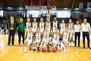 Passalacqua Trasporti Ragusa team<br /> Passalacqua Trasporti Ragusa - Fixi Piramis Torino<br /> LBF Legabasket Femminile 2017/2018<br /> Ragusa, 01/10/2017<br /> Foto ElioCastoria / Ciamillo - Castoria