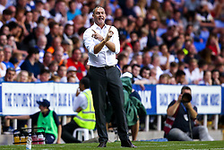 Reading manager Paul Clement - Mandatory by-line: Robbie Stephenson/JMP - 03/08/2018 - FOOTBALL - Madejski Stadium - Reading, England - Reading v Derby County - Sky Bet Championship