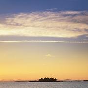 Island in Penobscot Bay