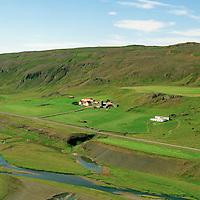 Ásbrandsstaðir séð til suðvesturs, Vopnafjarðarhreppur / Asbrandsstadir viewing southwest, Vopnafjardarhreppur.